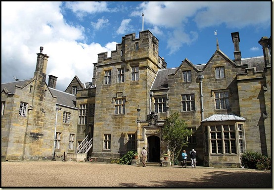 Scotney Castle - The House