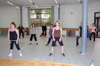 2009 - Cours de gymnastique