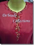 Jahitan manik Debeads Collection5