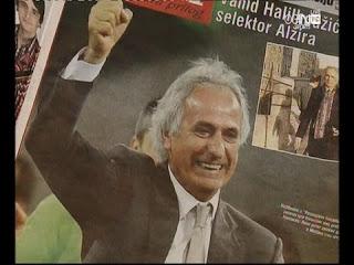 Reportage Vahid Halilhodzic sur Bein Sport