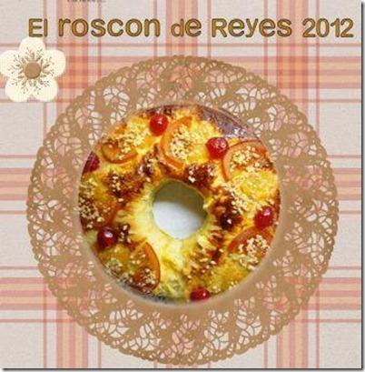 Roscon reyes