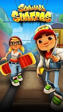 Subway Surfers 1.6.0 APK For Galaxy Y