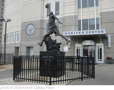 'Michael Jordan Statue' photo (c) 2008, Arnold Gatilao - license: http://creativecommons.org/licenses/by/2.0/
