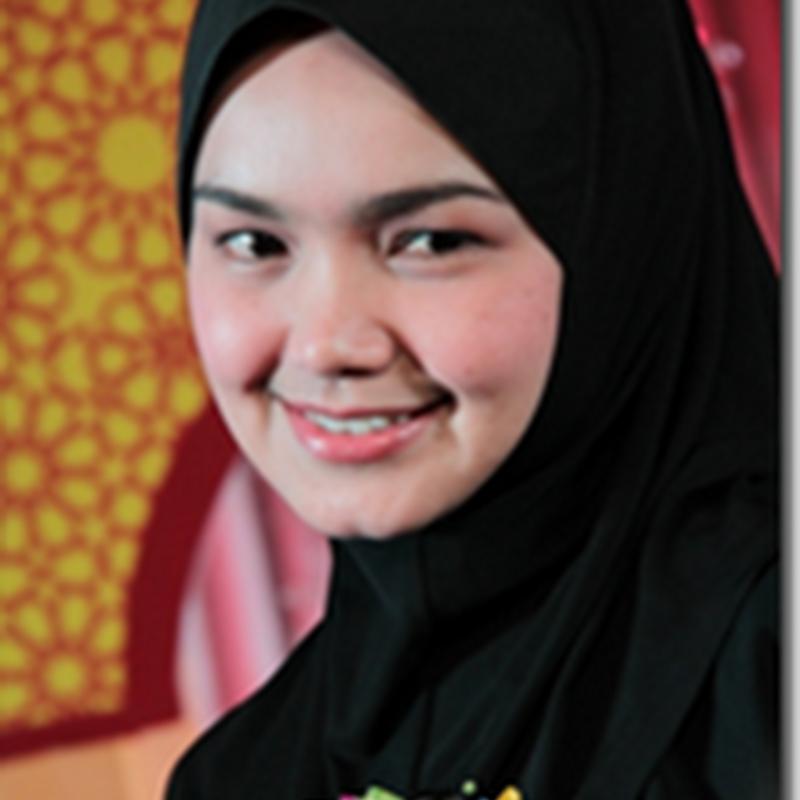 Aku tarik balik tabik spring kat Siti Nurhaliza...