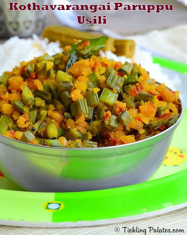 Kothavarangai Recipes