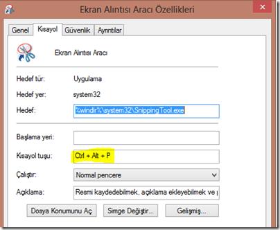 ekran-alinti-kisayol-ekle