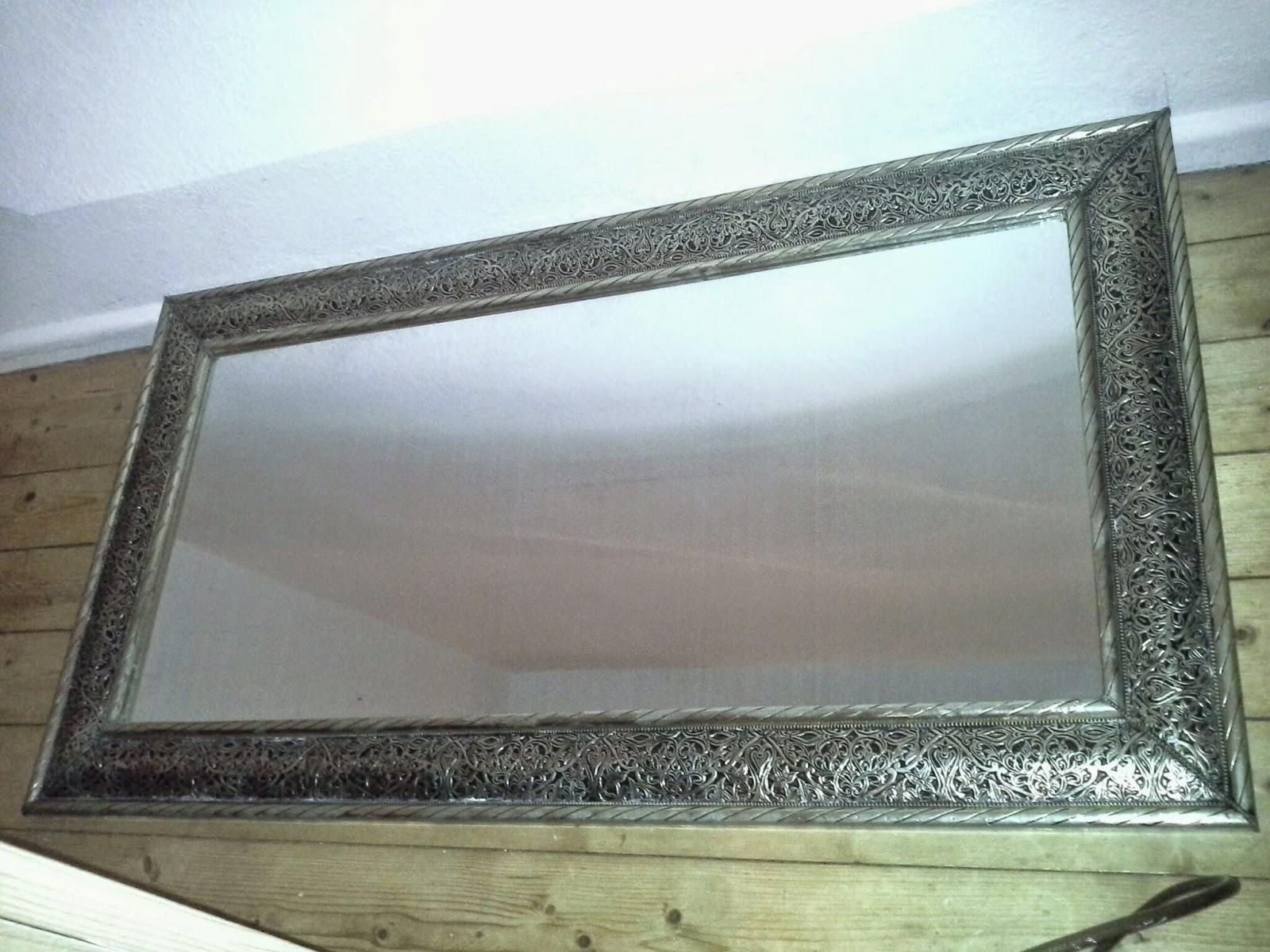 Charmant miroir oriental maison du monde 2 deco jardin for Miroir oriental
