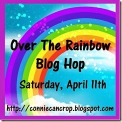 rainbow blog hop photo