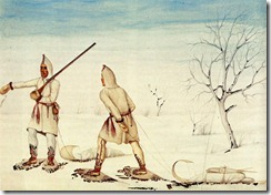 rindisbacher-peter--indians-in-winter