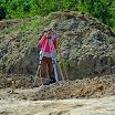 Archeologiczne odkrycia na budowie strefy