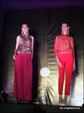 LookBook Fashion Show: Una Rosa