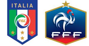 Italia vs Perancis