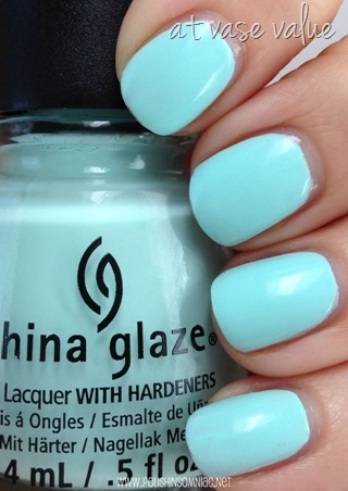 China Glaze At Vase Value