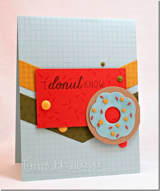 I donut know... by Tammy Hershberger