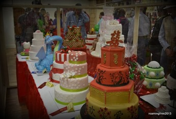 Winning Cakes