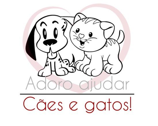 Adoro Ajudar - Cães e Gatos