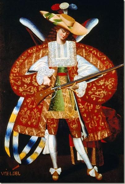 Maître de Calamarca, Uriel Dei