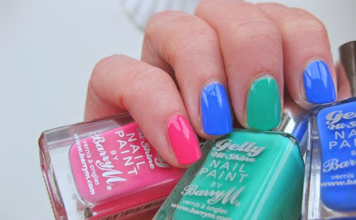 BarryM-Gellys-Summer-2014-Kiwi-green-Damson-blue-PinkPunch
