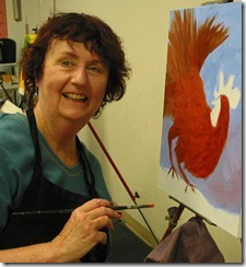 Painting - Maureen