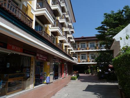 Cazare Khao San: Hotel Rambuttri Village