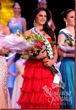 Bb. Pilipinas-PAGCOR - Imelda Schweighart - Bruce Casanova