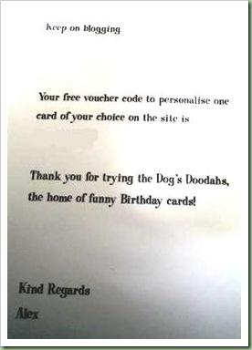 Dog's Doodahs 3