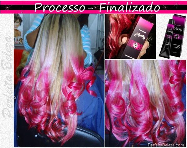 cabelo pink