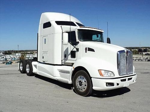 camiones Kenworth T660 americanos