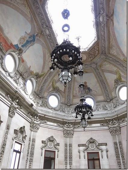 Palácio da Bolsa - Escadaria interior
