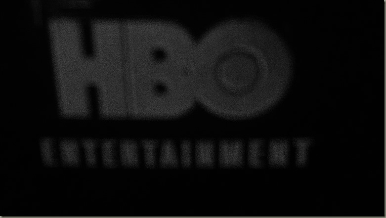 HBO embossed crosshatch frosting