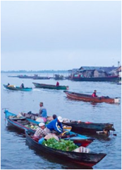 Banjarmasin Kalimantan Selatan-Kota Seribu Sungai