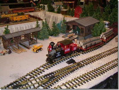 43 G-Gaugers Layout at TrainTime 2003 6