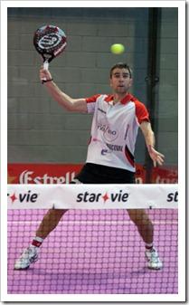 raul diaz campeon masters padel de madrid 2011