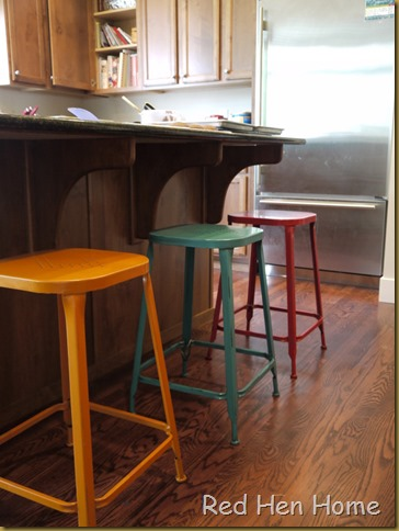 stools, guest chalet 003