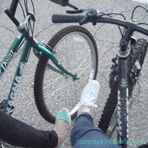 biking | allonsykimberly.com
