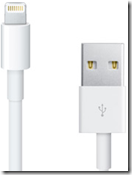 Connettore Lightning a 8 poli dell'iPhone 5