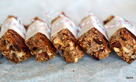 Easy Muesli Bars