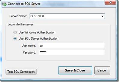 SQLYoga SQL Server Backup
