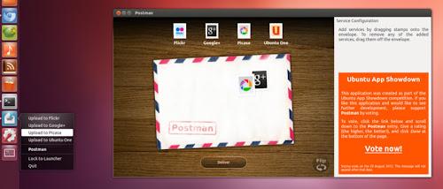 Postman 0.3.0 su Ubuntu