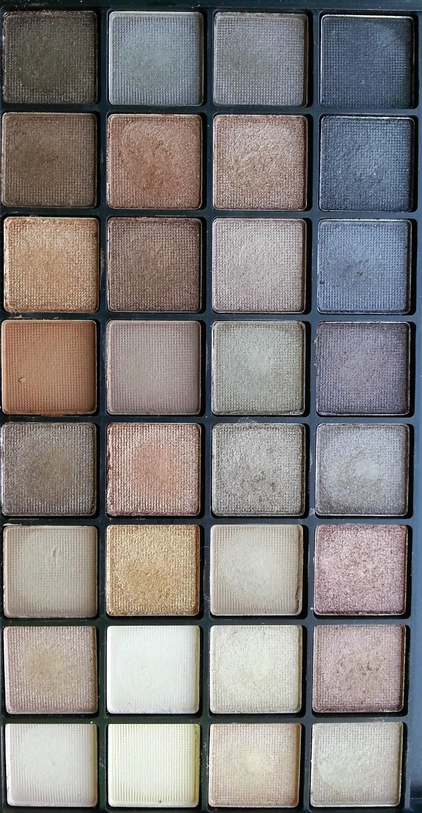 Elf Studio Endless Eyes Pro Mini Eyeshadow Palette Natural Review