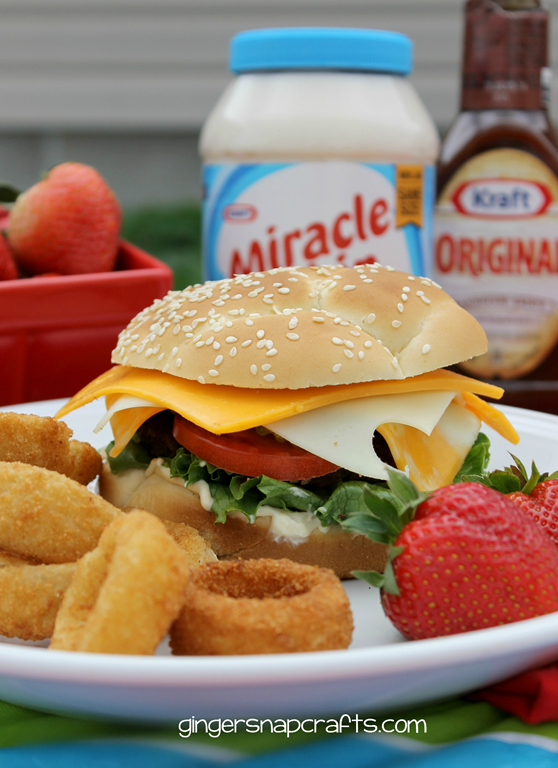 #saycheeseburget Kraft Foods #spon