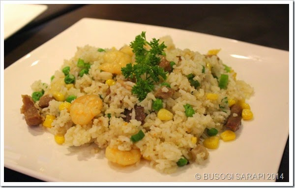 FILIPINO EATERY SOMEWHERE IN REDCLIFFE SPECIAL FRIED RICE © BUSOG! SARAP! 2014