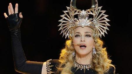 Madonna- Super Bowl Halftime Show 1