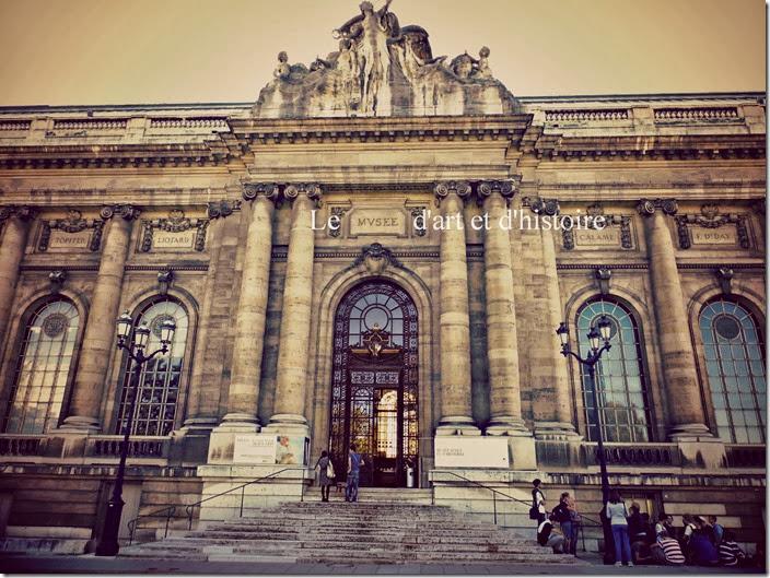 Le musée d'art et d'histoire Genève