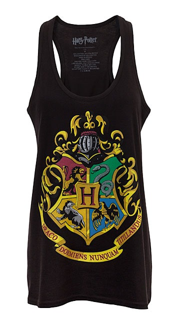 Harry Potter Tank from ThinkGeek