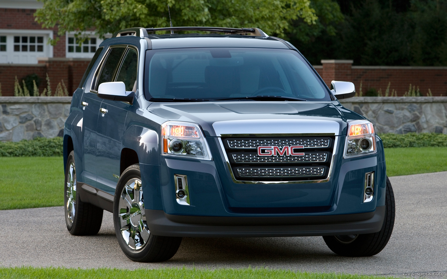 2012 gmc terrain suv specifications pictures prices. Black Bedroom Furniture Sets. Home Design Ideas