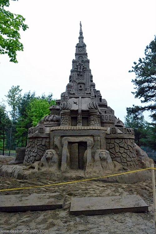 castelo de areia maior do mundo guinnes world book desbaratinando (31)