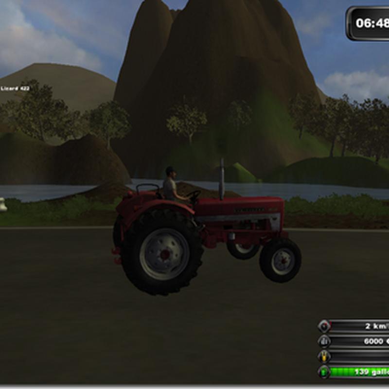 Farming simulator 2011 - La Gola Mappa