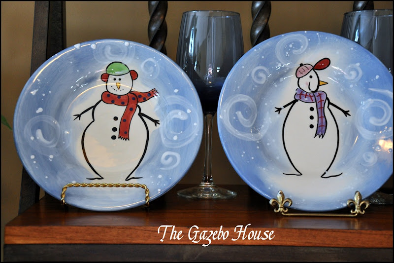 Jan. Snowmen decorations 010