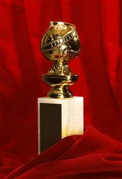 Golden globes Award 2012